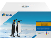 G&G 131A Toners Combo Pack