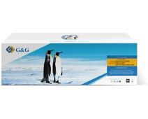 G&G 131X Toner Zwart (Hoge Capaciteit)