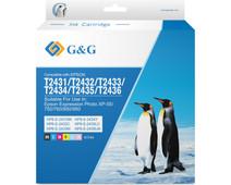 G&G 24XL Cartridges Combo Pack