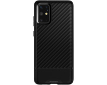 Spigen Core Armor Samsung Galaxy S20 Plus Back Cover Zwart