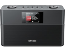 Kenwood CR-ST-100S Black