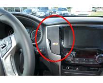 Brodit Proclip Mitsubishi L200 20 Ventilatierooster Bevestigingsclip Zwart