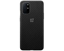 OnePlus 8T Karbon Back Cover Zwart