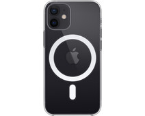Apple iPhone 12 Mini Back Cover with MagSafe Transparent
