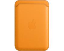 Apple Leren Kaarthouder voor iPhone met MagSafe California Poppy
