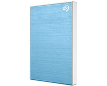 Seagate One Touch portable drive 2TB Blauw