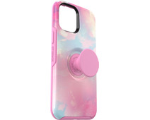 Otterbox Otter + Pop Symmetry Apple iPhone 12 Pro Max Back Cover Roze