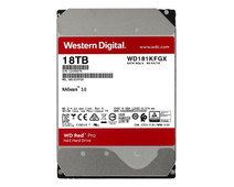 WD Red Pro WD181KFGX 18TB