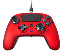Nacon Revolution Pro 3 Official PS4 Controller Red