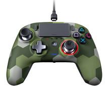 Nacon Revolution Pro 3 Official PS4 Controller Camo Green