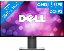 Dell UltraSharp U2719D
