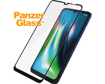 PanzerGlass Case Friendly Motorola Moto E7 Plus / G9 Play Screenprotector Glas