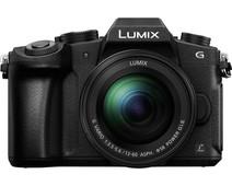 Panasonic Lumix DMC-G80 + 12-60MM