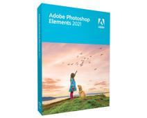 Adobe Photoshop Elements 2021 (Frans, Windows + Mac)