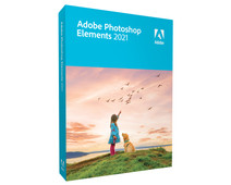 Adobe Photoshop Elements 2021 (Engels, Windows + Mac)