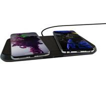 ZENS Liberty Wireless Charger Black Kvadrat