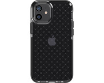 Tech21 Evo Check Apple iPhone 12 Mini Back Cover Black