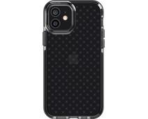Tech21 Evo Check Apple iPhone 12 / 12 Pro Back Cover Black