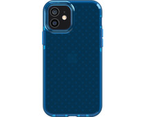 Tech21 Evo Check Apple iPhone 12 / 12 Pro Back Cover Blue