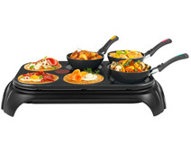 Tefal Wok Party Duo PY5828