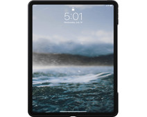 Nomad Rugged Apple iPad Pro 12.9 inches (2020)/(2018) Back Cover Black Leather