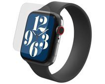 InvisibleShield Ultra Clear Apple Watch Series 6, SE, 5 en 4 (44 mm) Kunststof
