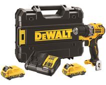 DeWalt DCD701D2-QW