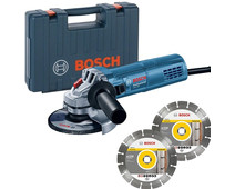 Bosch Professional GWS 880 + 2x diamond disc