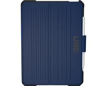 UAG Metropolis Apple iPad Air (2020) Book Case Blauw