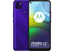 Motorola Moto G9 Power 128GB Paars