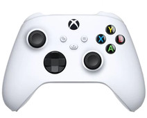 Xbox Series X en S Wireless Controller Robot Wit