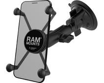 RAM Mounts Universele Telefoonhouder Auto Zuignap Voorruit/Dashboard Groot