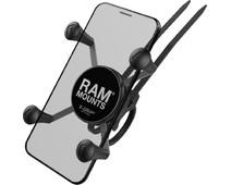 RAM Mounts Universal Phone Mount Bike EZ-ON/OFF Handlebar Small