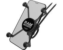 RAM Mounts Universal Phone Mount Bike EZ-ON/OFF Handlebar Large