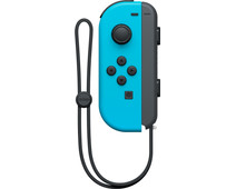 Nintendo Switch Joy-Con Links Neon Blauw