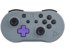 PDP Faceoff Draadloze Nintendo Switch Controller Grijs
