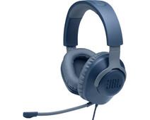 JBL Quantum 100 Blauw