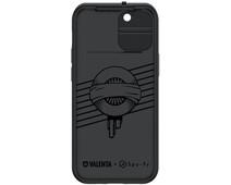 Valenta Spy-Fy Privacy Apple iPhone 12 Back Cover Zwart