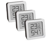 TFA Thermo-Hygrometer 3-Pack