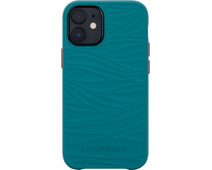 LifeProof WAKE Apple iPhone 12 mini Back Cover Groen