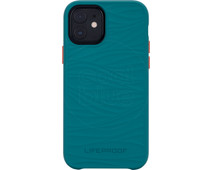 LifeProof WAKE Apple iPhone 12 / 12 Pro Back Cover Groen