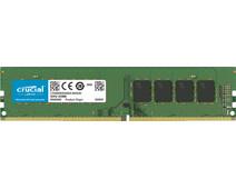 Crucial Standard 4GB 2666MHz DDR4 DIMM x8 Based (1x4GB)