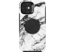 Otterbox Otter + Pop Symmetry Apple iPhone 12 mini Back Cover Wit