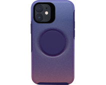 Otterbox Otter + Pop Symmetry Apple iPhone 12 mini Back Cover Paars