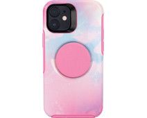 Otterbox Otter + Pop Symmetry Apple iPhone 12 mini Back Cover Roze