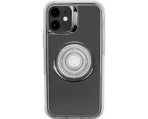 Otterbox Otter + Pop Symmetry Apple iPhone 12 mini Back Cover Transparant