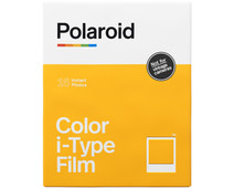 Polaroid Double pack color instant film for I-type