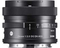 Sigma 24mm f/3.5 DG DN Contemporary Sony E-mount