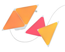 Nanoleaf Shapes Triangles Starter Kit 4-Pack