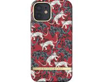 Richmond & Finch Samba Red Leopard Apple iPhone 12 Mini Back Cover